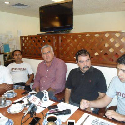 Repudia Morena 'ley del garrote' y acusa de 'fascista' y violatorio de la Constitución criminalizar manifestaciones