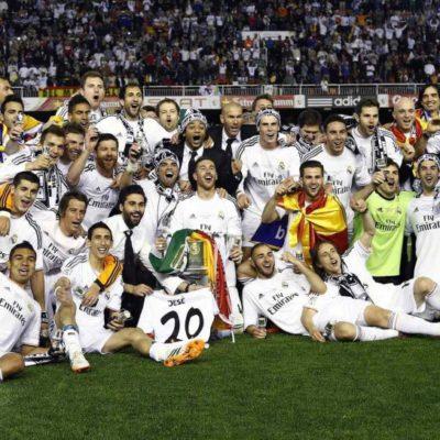 EL DECLIVE DEL BARSA: Inflinge Real Madrid otra dura derrota al Barcelona al ganar la Copa del Rey
