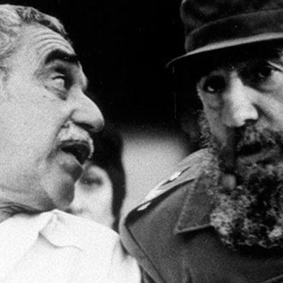 """""""SOY AMIGO DE FIDEL Y NO SOY ENEMIGO DE LA REVOLUCIÓN"""": García Márquez y Castro, una amistad íntima y controversial"""