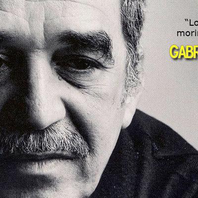 MORIR EN TIEMPOS DE CÓLERA: Fallece el gran Gabriel García Márquez a los 87 años y el mundo está de luto por el Premio Nobel colombiano