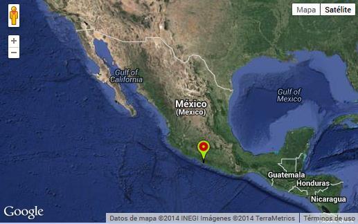 TIEMBLA EN VIERNES SANTO: Fuerte sismo de 7 grados Richter sacude a buena parte de México