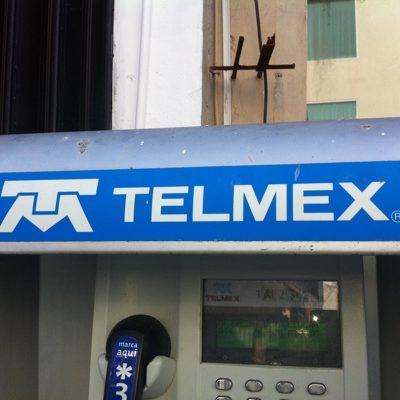Falla telefonía en la Riviera Maya y parte de Cancún por corte de cables de fibra óptica; Telmex demandará