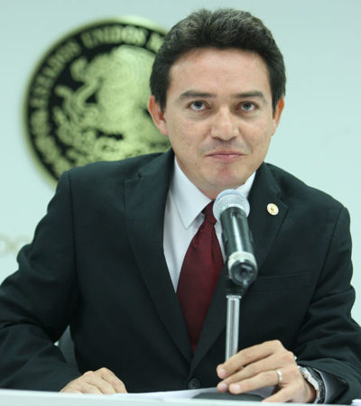 Presenta Senador Daniel Ávila denuncia ante la ASF por presuntos desvíos de recursos federales en Tizimín