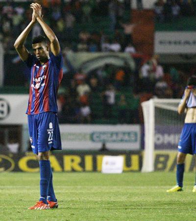 AMARGA Y TRISTE DESPEDIDA DEL ATLANTE: Goleados 5-2 por Chiapas, Potros juega su último partido en Primera División