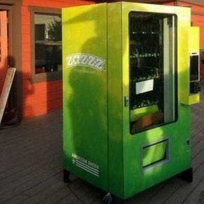 En México se matan por ella, pero en Colorado ya venden la marihuana hasta en máquinas expendedoras