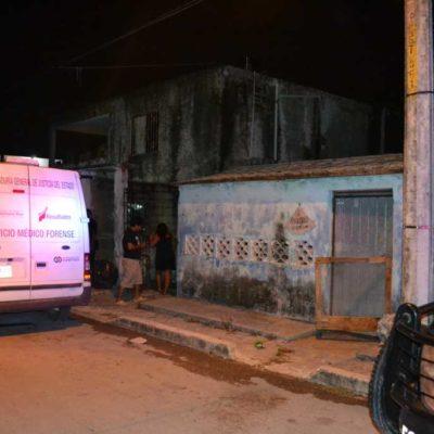 PLEITO TERMINA EN SANGRE: Saldan riña de ebrios en la Región 233 con un muerto y un herido