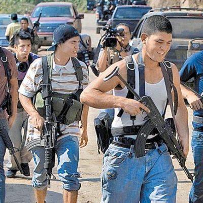 Enfrentamiento entre autodefensas y grupo armado en Michoacán: 4 muertos