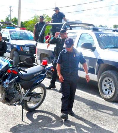 'LA BARREDORA' AGARRA PAREJO: Presume jefe policiaco 'razzias' en Cancún y dice que reducen 30% los delitos