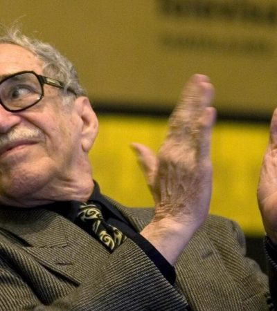 SALE 'GABO' DEL HOSPITAL: Tras una semana internado, el Premio Nobel de Literatura regresa a su casa en el DF