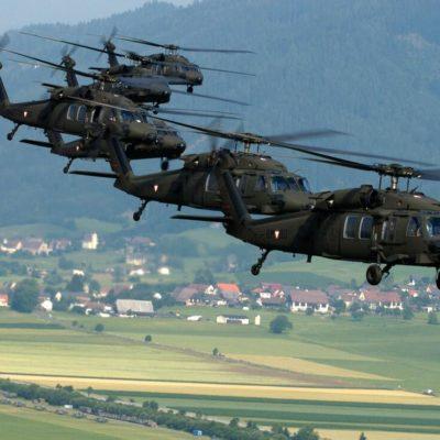 Aprueba EU vender a México 18 helicópteros 'Black Hawk' por 680 mdd