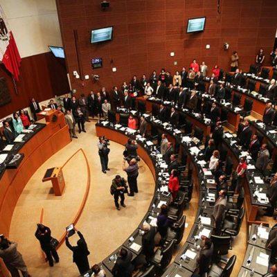 Avala pleno de Senado a nuevos comisionados del Ifai
