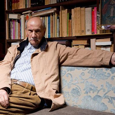 NADIE DESPIDE A EMMANUEL CARBALLO: En total abandono, velorio del último gran crítico literario del siglo XX en México