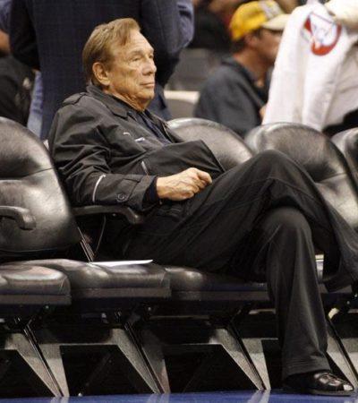 STERLING NO SE IRÁ EN SILENCIO: Tras suspensión de por vida, anticipan dura pelea del dueño de los Clippers para evitar la venta