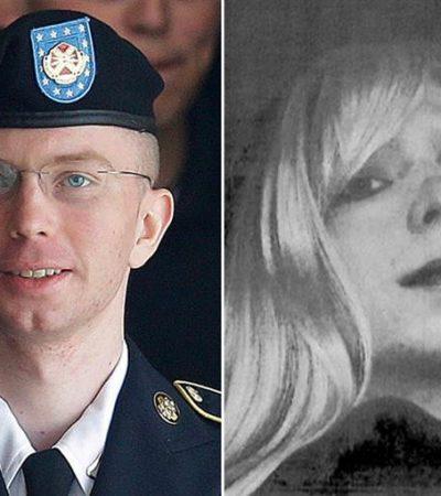 Autoriza juez a soldado Bradley Manning cambiarse oficialmente el nombre a 'Chelsea'