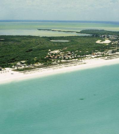 Incluirán a Holbox en el nuevo proyecto de rescate de playas en QR