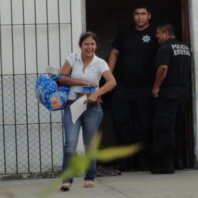 Tras sólo 4 meses en prisión, liberan a trío de narcomenudistas en Cozumel