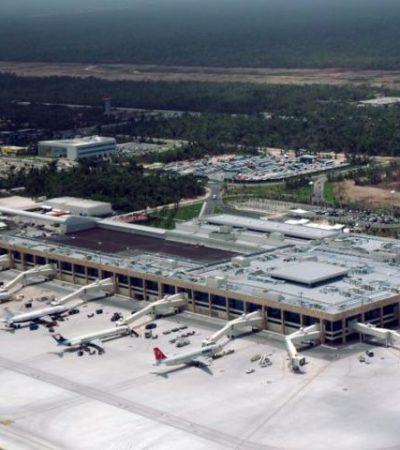 REVÉS A ASUR EN CANCÚN: Por presunta evasión fiscal, embargan propiedades en el aeropuerto por 100 mdp