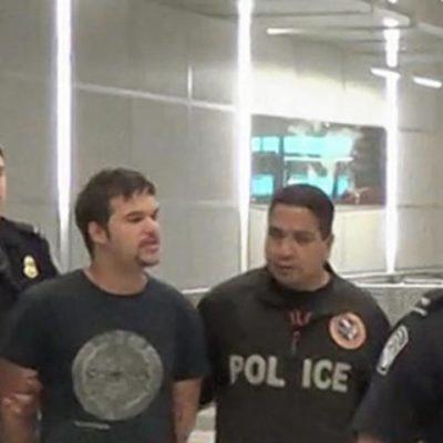 Detienen en Cancún a cubano buscado en Houston por asesinato de mujer embarazada