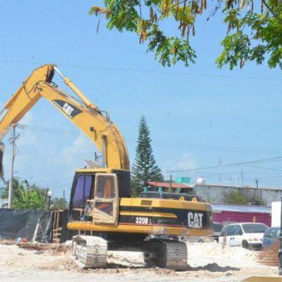 Inician construcción de nueva gasolinera en Chetumal y surgen quejas de vecinos