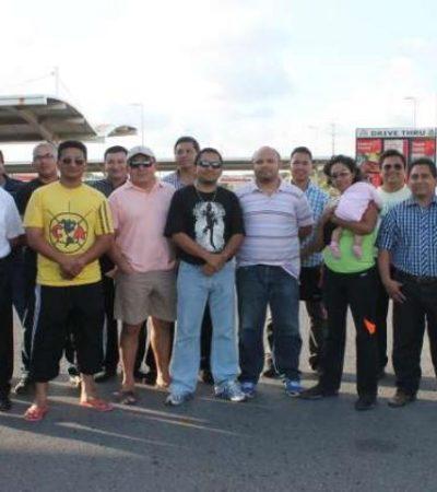 NO BAJARÁN LA GUARDIA: Ex trabajadores continuarán lucha contra Asur