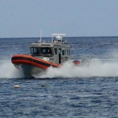 Infructuosa búsqueda de buzo desaparecido en Cozumel