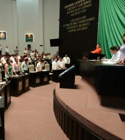 Aprueba Congreso reforma al Código Penal para perseguir de oficio las extorsiones