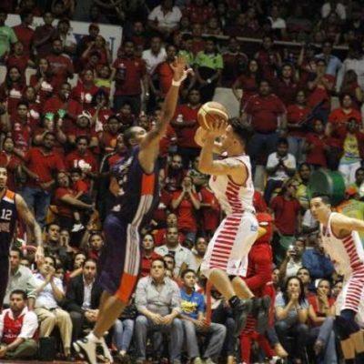 ES PIONEROS SUBCAMPEÓN: Halcones Rojos de Veracruz se corona campeón del basquetbol en serie dramática ante los de Quintana Roo