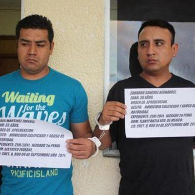 Tumban sentencia contra 2 ex escoltas de Bibiano Villa por homicidio y ordenan reponer proceso