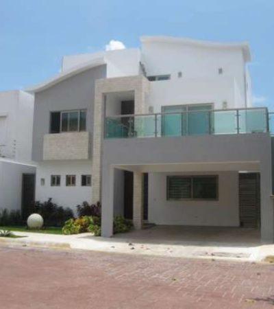 Roban casi 1.5 mdp en alhajas y dinero en violento atraco en casa de ex líder sindical de taxistas en Cancún
