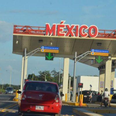 Por vacaciones, advierten abusos de aduaneros en el sur de QR