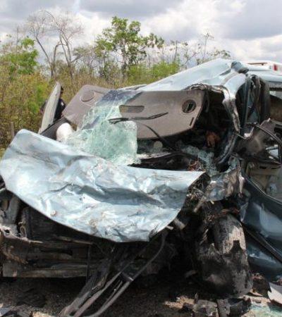 Permanecen graves 2 de los sobrevivientes del trágico choque en FCP