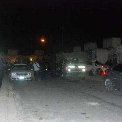 A disposición de la PGR, escolta de Mendiola por disparar contra judiciales en Cancún