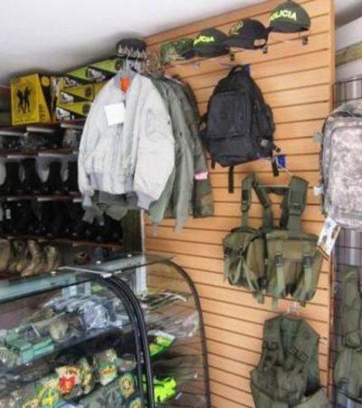 Roban casi $60 mil en mercancía de negocio en Chetumal