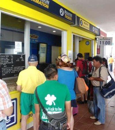 ACALAMBRA AUMENTO EN BARCOS: Nuevas tarifas de cruce entre Cozumel y Playa, un golpe a ciudadanos y turistas