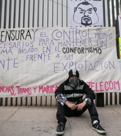 DEBATEN POR LEY TELECOM: Fuerte discusión en el Senado por criticada iniciativa en leyes secundarias en comunicaciones