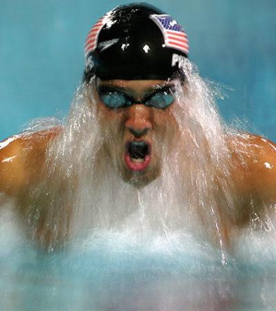 Anuncian el regreso de Michael Phelps a las competencias