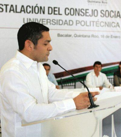 INVESTIGAN A RECTOR DE LA UPB: Miguel Pérez Cetina, bajo de la lupa por 'desaparición' de 5 mdp en la Universidad Politécnica de Bacalar