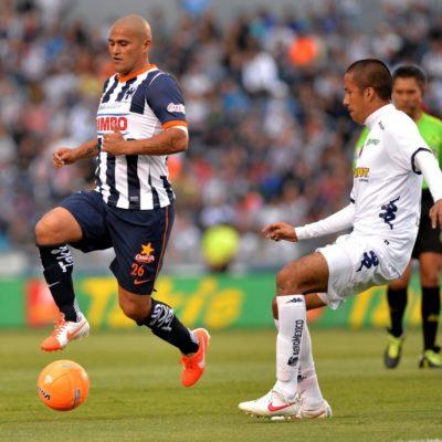 Golea Monterrey 4-1 al Veracruz, quien se va al sótano