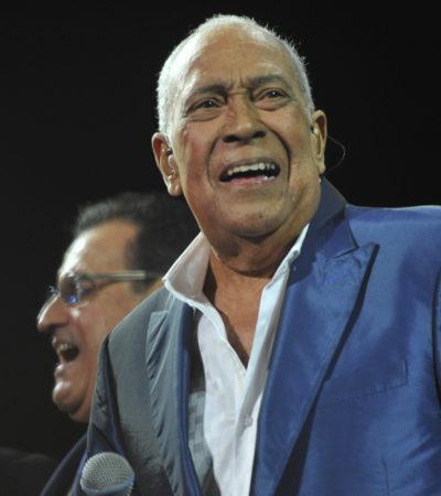 SE VA UNA LEYENDA DE LA SALSA: En accidente vehicular en Puerto Rico, muere a los 78 años José 'Cheo' Feliciano