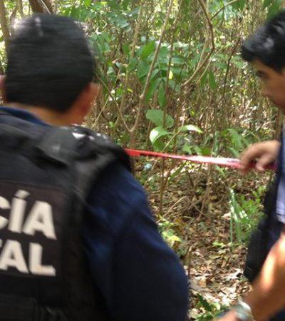 Hallan osamenta entre la maleza en la colonia Payo Obispo de Chetumal