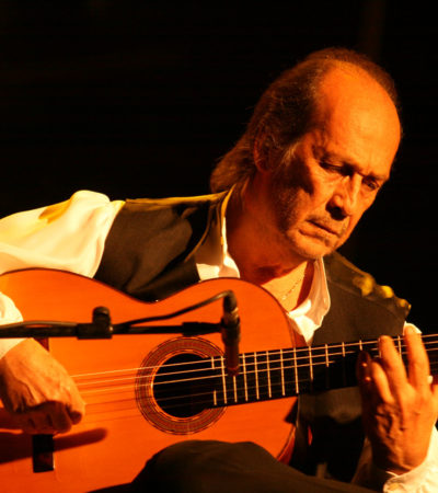PACO DE LUCÍA NOS DEJA SU ÚLTIMA COPLA: 'Canción Andaluza', el disco póstumo del genial guitarrista español, sale a luz