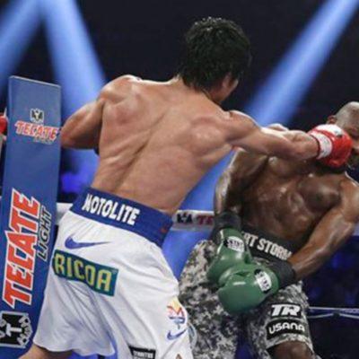 PACQUIAO ESTÁ DE REGRESO: Derrota Manny a Bradley y recupera su corona del peso welter