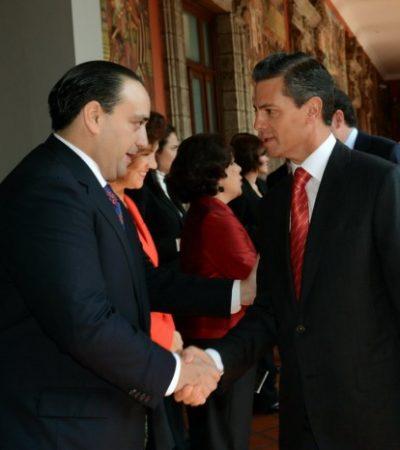 Borge debe ser incluido en la controversia de la Presidencia contra estados por cambiar reforma educativa, escribe Carlos Marín en Milenio