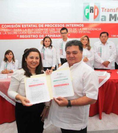 Rompeolas: ¿Y si en Quintana Roo el PRI 'paga' paridad de género?