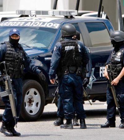 Confirman captura de 3 presuntos secuestradores que extorsionaban a empresarios de Puerto Cancún y la Zona Hotelera
