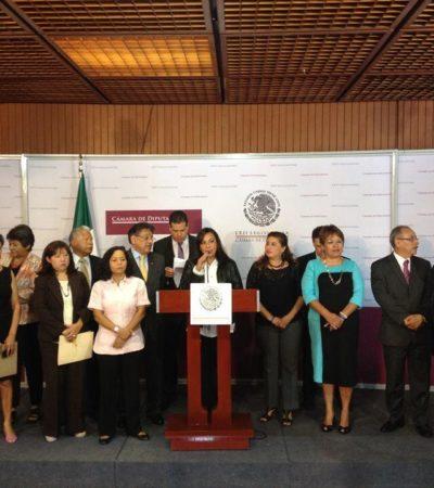 VAN DIPUTADOS CONTRA EL 'FRACKING': Anuncia Graciela Saldaña iniciativa para prohibir la extracción de gas Shale