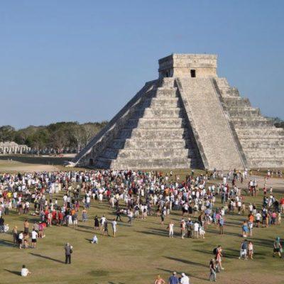 Casi el 80% de los turistas que llegan a Yucatán son nacionales