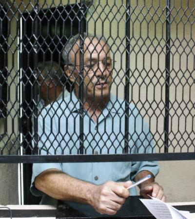 RATIFICAN SENTENCIA CONTRA SUCCAR KURI: Deja Tribunal Unitario en firme condena de 112 años contra pederasta de Cancún