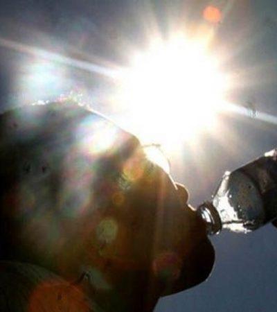 INFIERNO VERDE: Llega termómetro a los 40 grados a la sombra en Tabasco