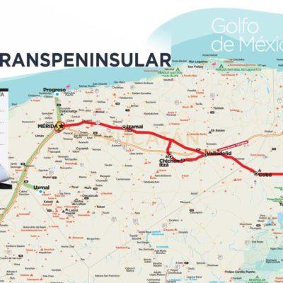 SE APLAZA EL TREN TRANSPENINSULAR: Será hasta después del 2018 cuando entraría en operación la nueva ruta ferroviaría Mérida-Punta Venado
